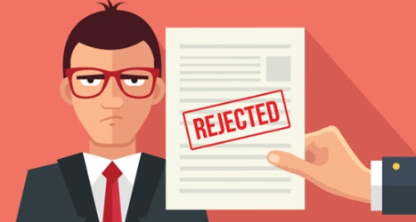 5 Reasons Why Your Job Offers Are Being Rejected